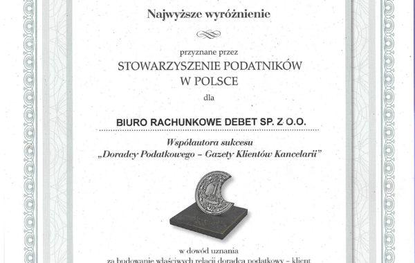 Stowarzyszenie podatników w Polsce