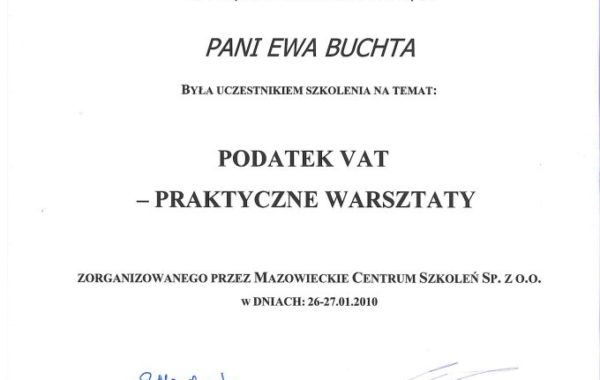 Mazowieckie Centrum Szkoleń